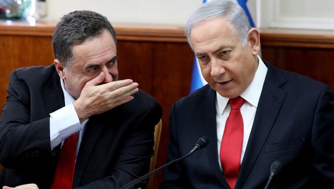 İsrail Dışişleri Bakanı Katz'dan Filistin'e tehdit