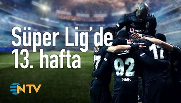 Kısa&Net: Süper Lig'e Bakış (13. Hafta)