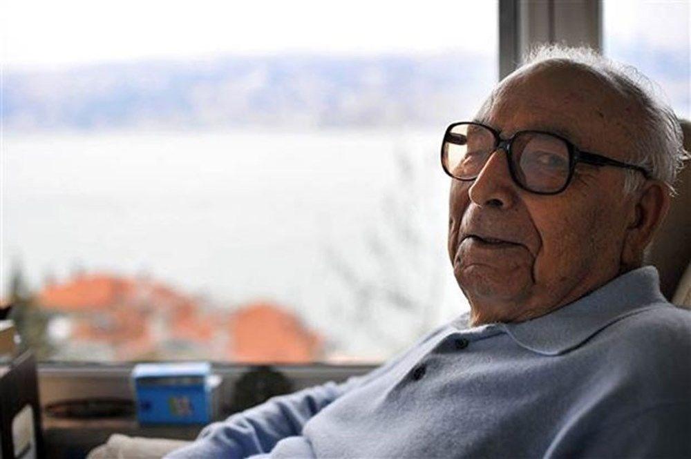 Türk edebiyatının çınarı Yaşar Kemal'in 6. ölüm yıldönümü - 7