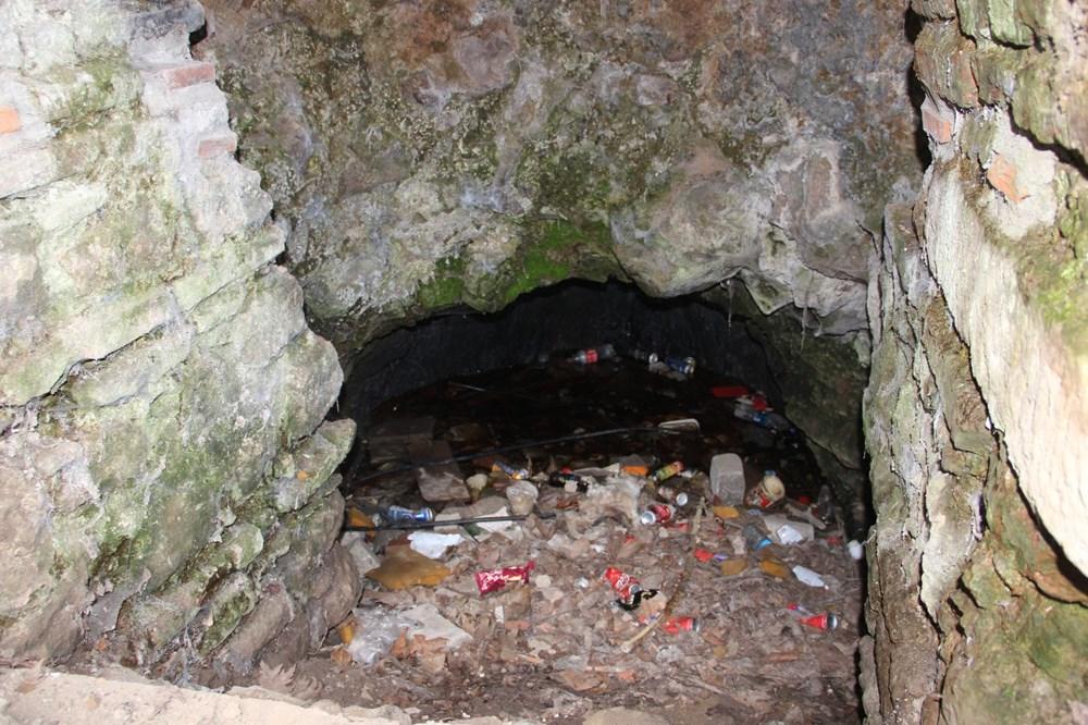 Manisa'da ecdat yadigarı Seyit İbrahim Hoca Mescidi'nin kapısı çalındı damla mağarası ortaya çıktı | NTV