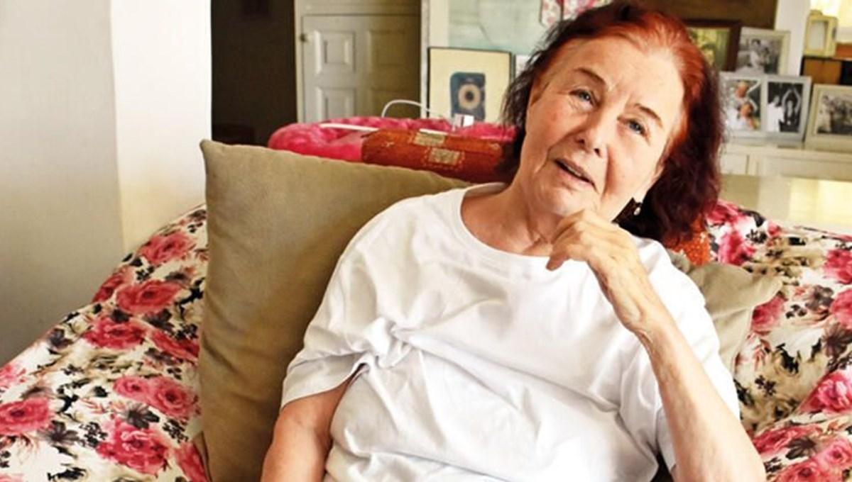 Fatma Girik son sağlık durumunu anlattı