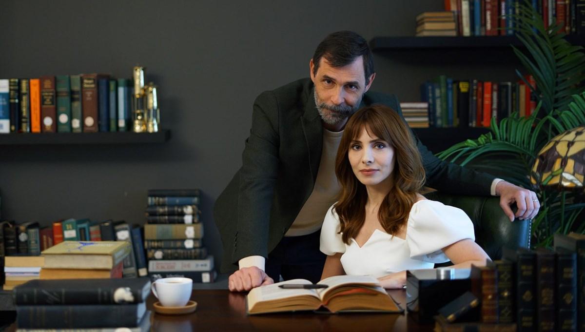 Star TV'den yeni dizi: Kağıt Ev (Erdal Beşikçioğlu ve Nur Fettahoğlu başrolde)