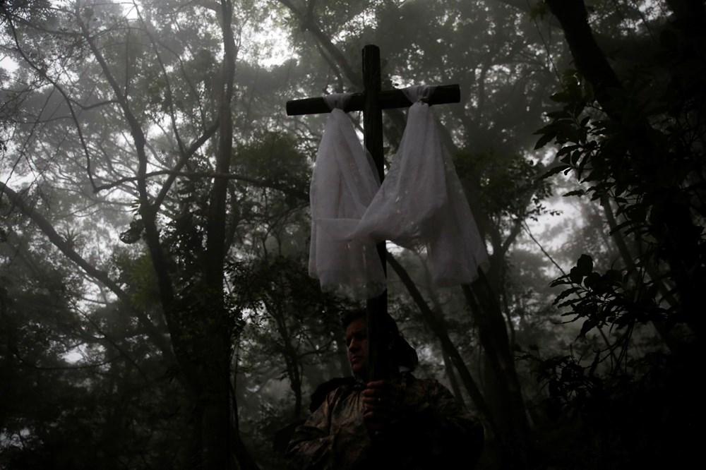 Guatemala'da Pacaya aylardır püskürüyor: Turistler sevinçli, halk endişeli - 4