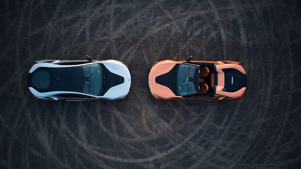 Son BMW i8 banttan indi - 8