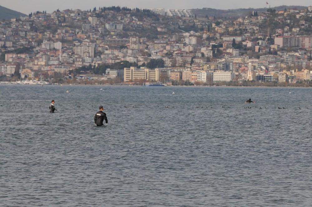 Denizde 3 kilometre kovalamaca - 3