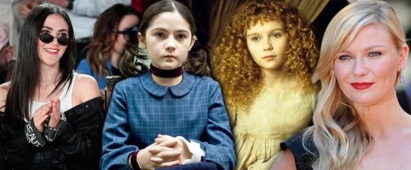 Korku filmlerinin çocuk yıldızları bugün ne yapıyor?
