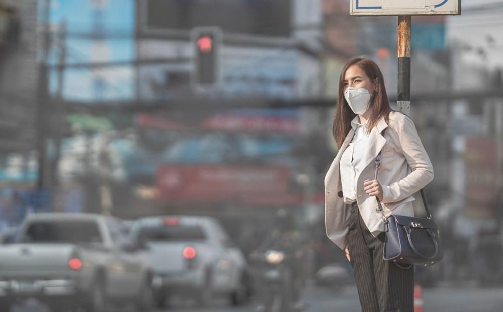 NASA, Covid-19 pandemisi nedeniyle ilan edilen karantinaların hava kirliliğine olan etkisini açıkladı - 7