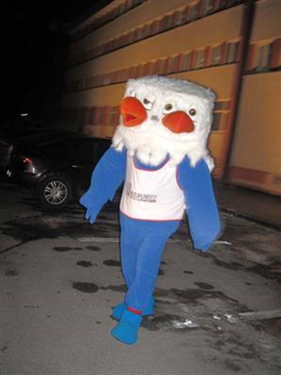 Erzurum'un mutant maskotu!