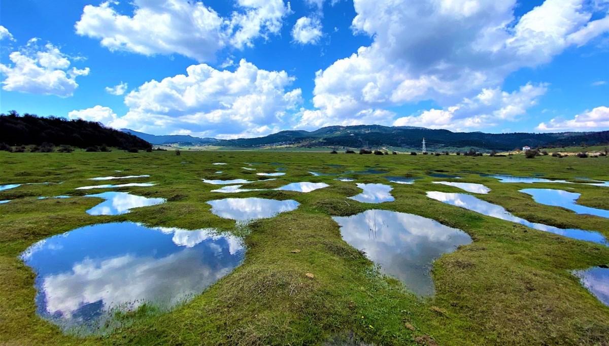 You've never seen it like this in Turkey!  Karagöl Plateau in Sakarya impressed