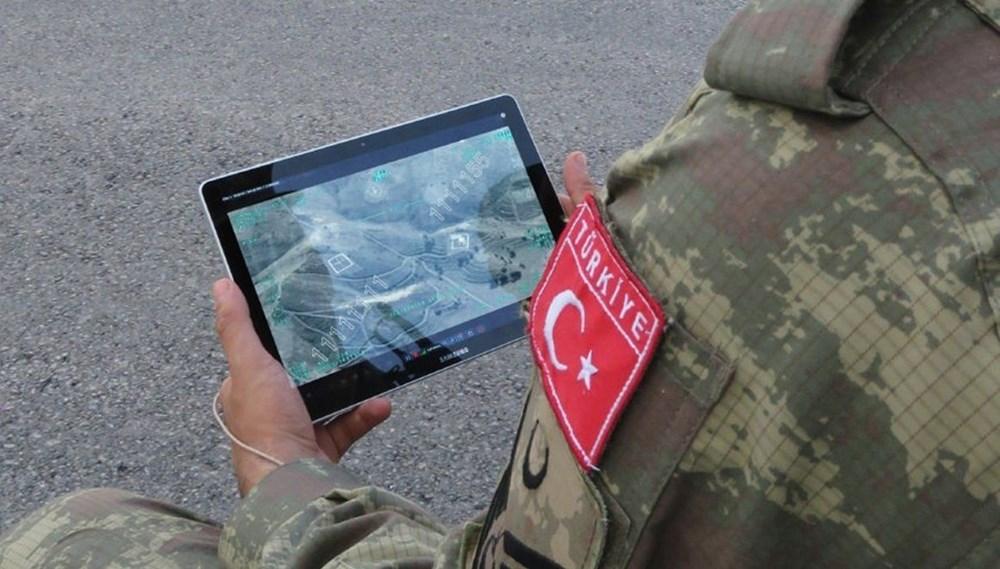 Dijital birliğin robot askeri Barkan göreve hazırlanıyor (Türkiye'nin yeni nesil yerli silahları) - 248