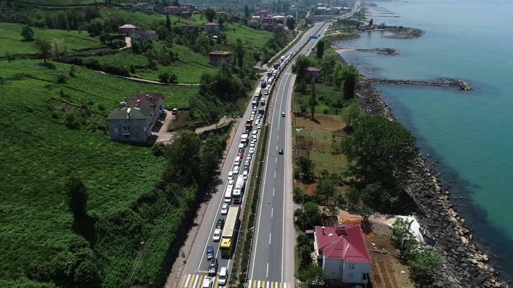 Çay göçü ile Rize'ye giden 30 bin kişiye validen uyarı - 8
