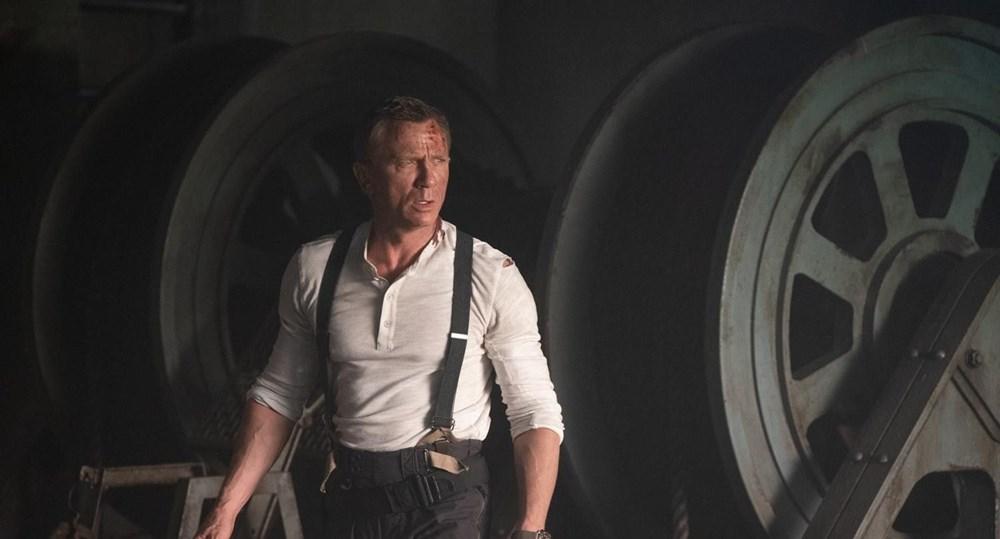James Bond serisinin 25. filmi No Time To Die'ın dijital platformda yayınlanacağı yalanlandı - 12