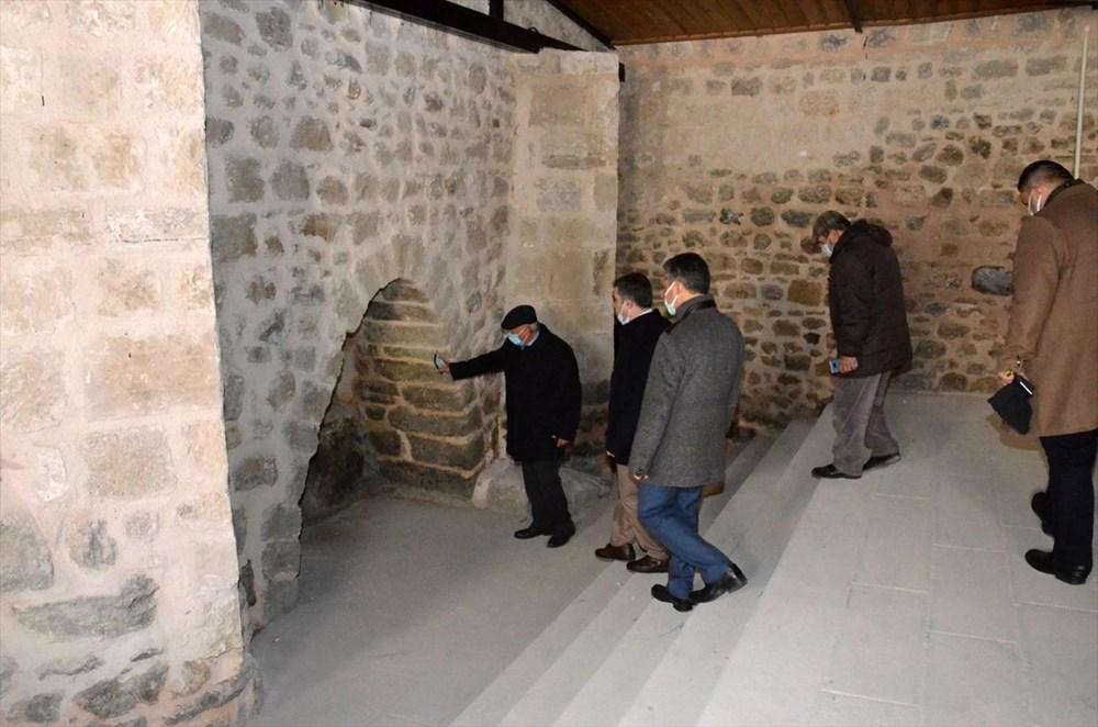 Osmanlı'dan kalma Hatun Hamamı kapılarını yeniden açıyor - 11