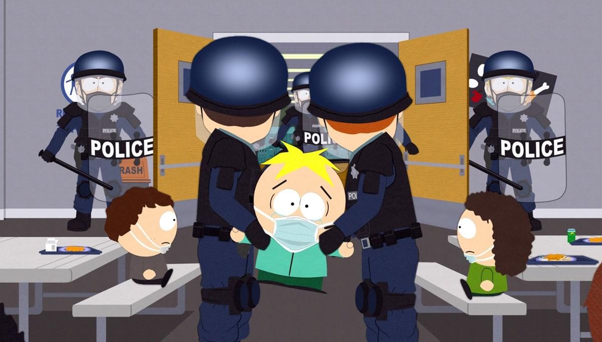 South Park'tan corona virüs salgını temalı özel bölüm