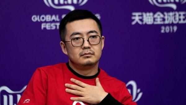 Sosyal medya fenomeniyle aşk iddiası Jiang Fan'ı görevinden etti