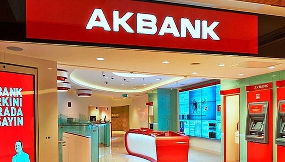 Akbank'tan şubelere ilişkin yeni açıklama