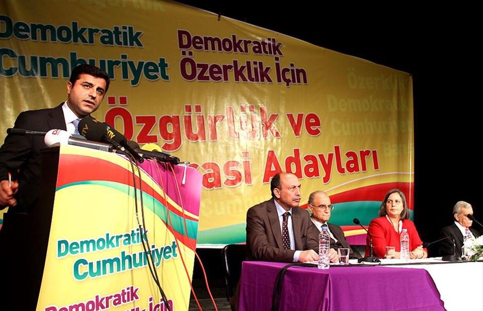 10 soruda YSK'nın BDP vetosu