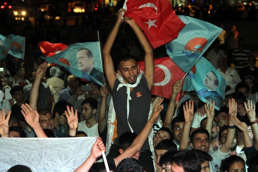 12. cumhurbaşkanı Erdoğan