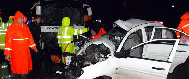 15 yaşındaki sürücü dehşet saçtı