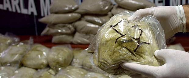 2008'de 15 ton eroin yakalandı