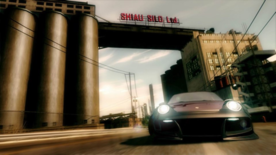 Need For Speed (NFS) Undercover