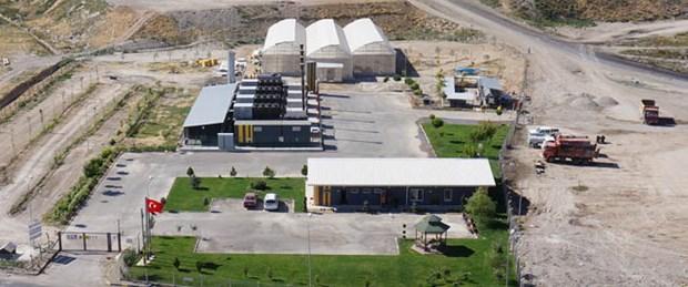 26 bin konutun elektriği çöpten üretiliyor