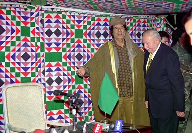 Kaddafi krizi