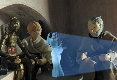 Halk George Lucas'a Karşı