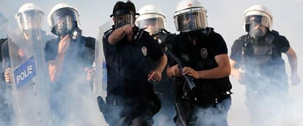 32'si amir 164 polise 'Gezi' soruşturması