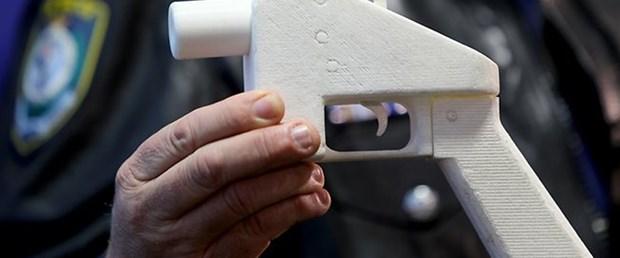 3D silah basılmasını önleyen yazılım