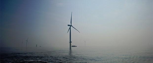 400 bin evi aydınlatacak rüzgar enerjisi santrali