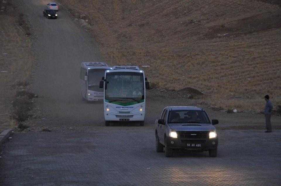 460 Yezidi Siirt'te