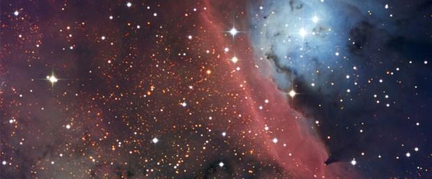 5 bin ışık yılı uzaklıkta yıldız doğumu