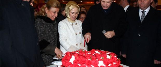 5 bin kişi 5 saat Erdoğan'ı bekledi
