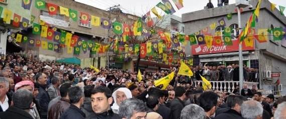 5 bin kişilik aşiret BDP'ye katıldı