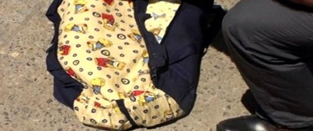 5 günlük bebeği sokağa terk ettiler