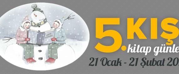 5. Kış Kitap Günleri başladı