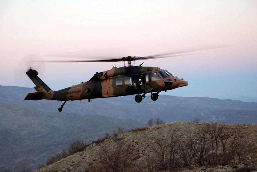 5 odalı PKK sığınağına baskın