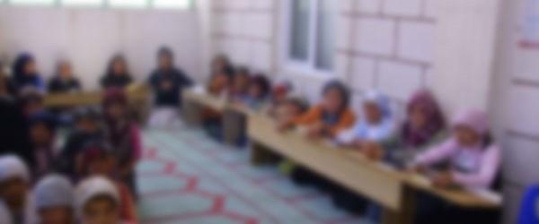 5. sınıfı bitiren yaz Kuran kursuna gidebilecek