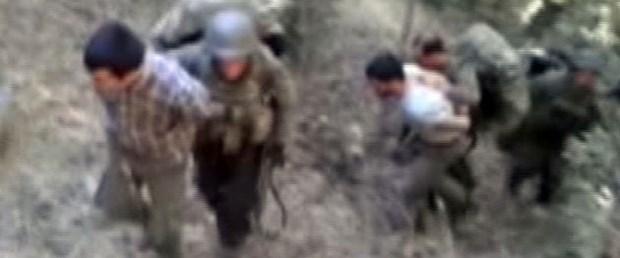 5 terörist teslim oldu