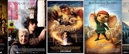 5 yeni film gösterimde