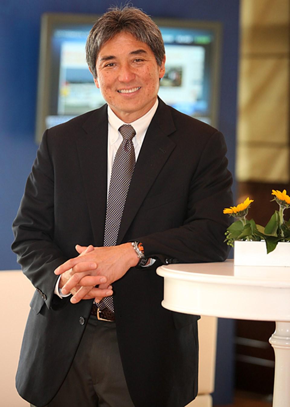 Turkcell Teknoloji Zirvesi 2012'nin ana konuşmacısı, teknoloji ve pazarlama gurusu Guy Kawasaki.