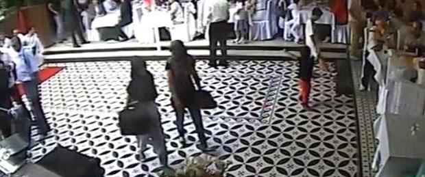 50 bin liralık takıyı çalan 3 kadın aranıyor