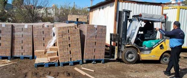 57 bin kutu okul sütüne el konuldu