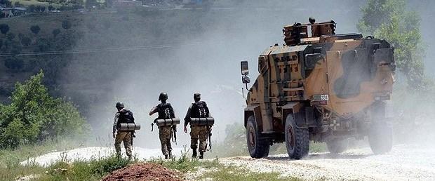 6 köye hava destekli uyuşturucu operasyonu