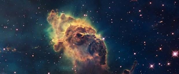 6 milyon derece sıcaklığında gaz bulutu
