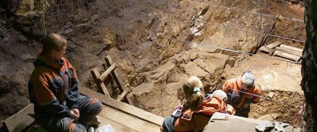 80 bin yıllık fosil evrim tarihine ışık tutacak