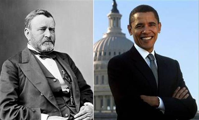 General Grant'ten Obama'ya