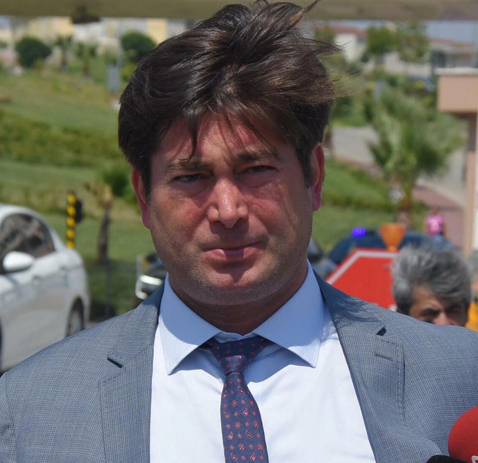 Brunson'ın avukatı İsmail Cem Halavurt