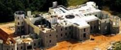 ABD'nin en büyük evi inşa ediliyor